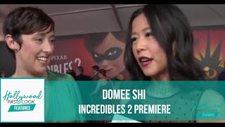 DOMEE SHI Director of the Pixar Short