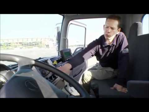 Hino 2011 MY Cab and features
