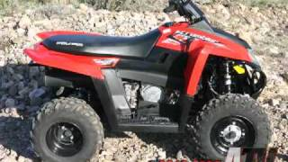 2. ATV Television Test — 2010 Polaris Scrambler 500