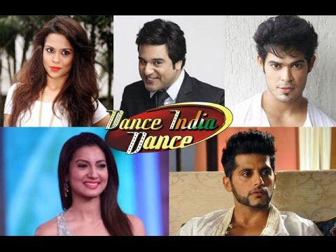 Dance India Dance | Sana, Gauahar, Karanvir, Krish