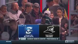 Providence Knocks off Creighton