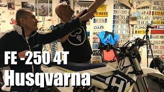 2. Husqvarna FE-250 4T