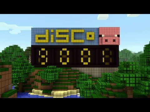Minecraft Bomb with Counter - over 9000 subs!