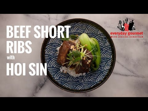 CSR Beef Short Ribs in Hoisin | Everyday Gourmet S6 E1