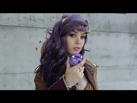 cosplay - WATCH IN HD! Like Anime? Try Crunchyroll for 30 days for FREE on me! Just visit: https://www.crunchyroll.com/mlz LEAGUE OF LEGENDS, DIABLO 3, Gaming & Anime ...