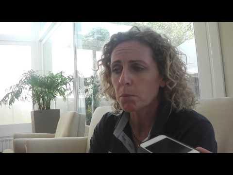 """Alessandra Sensini: """"È un piacere tornare a Mondello"""""""