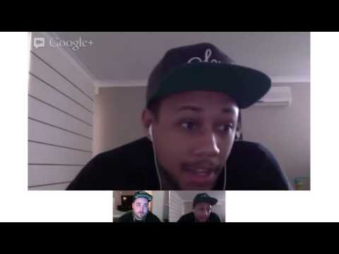 Young Chozen Live Interview