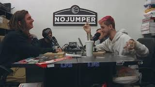 Video Lil Peep talks about what Drugs he does ?  - No Jumper Highlights MP3, 3GP, MP4, WEBM, AVI, FLV Juli 2018