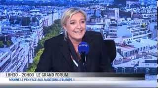 Video ▶ Clash entre une spectatrice tête à claques et Marine Le Pen 😂 MP3, 3GP, MP4, WEBM, AVI, FLV November 2017