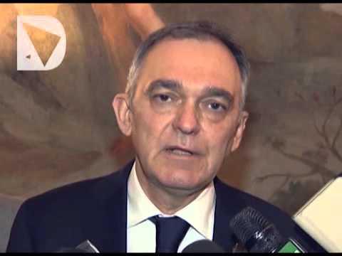 ENRICO ROSSI SU ALIENAZIONE IMMOBILI REGIONALI - dichiarazione