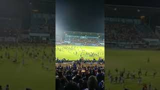 Video Arema vs persib.  Live kanjuruhan malang 15 april 2018 MP3, 3GP, MP4, WEBM, AVI, FLV Desember 2018