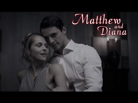 Matthew and Diana |A Discovery of Witches|