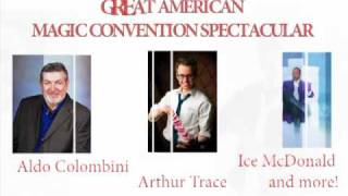 The Society of American Magician's National ConventionJune 30th through July 3rd in Atlantaregister at http://www.magicsam.com/SAM2010