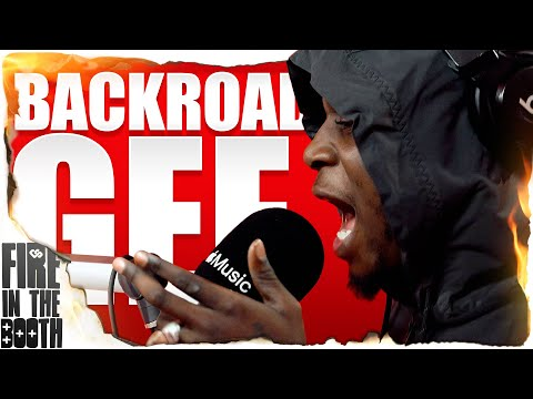 BackRoad Gee – Fire in the Booth pt1
