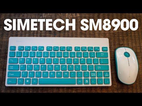 Trên tay bộ combo bàn phím và chuột Simetech SM8900: Nhỏ gọn, đẹp mắt, giá rẻ - Thời lượng: 2 phút, 47 giây.