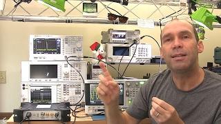 Tektronix RSA507A Spectrum Analyzer Review & Mashup – Part 2