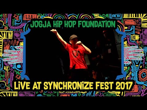 Jogja HipHop Foundation Live At SynchronizeFest - 7 Oktober 2017