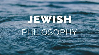 Video 614 R. Danny Myers- J. Philosophy #3: Introduction to Rav Saadya Gaon