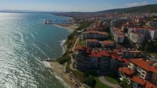 Sveti Vlas Bulgaria  city photo : Sveti Vlas Bulgaria Drone Footage