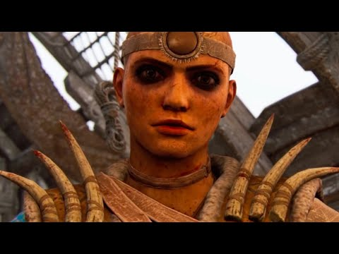 For Honor Official Shaman Gameplay Trailer