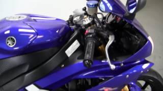 9. 2006 Yamaha YZF R6