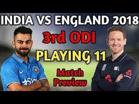 Video india vs England 3rd ODI Match Preview : Virat Kohli's Eyes on Win in Series Decider download in MP3, 3GP, MP4, WEBM, AVI, FLV January 2017