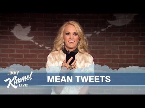 Mean Tweets Country Music Edition