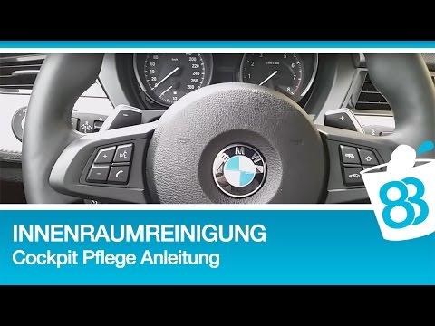 83metoo Auto Innenraumreinigung - Cockpit pflege Innenreinigung - Auto Innenraum Aufbereitung