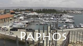 Paphos Cyprus  city pictures gallery : CYPRUS: Paphos city (Pafos) [HD]