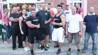 Kiss the Bodybuilder part 6 /Sopron/