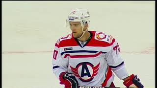 Avtomobilist 2 Lokomotiv 1 OT, 21 October 2018