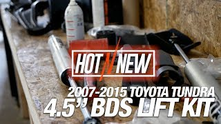"Shop this BDS lift kit: https://goo.gl/CvX3oNShop all lifts: http://goo.gl/ejyGc9This week on Hot n New Suspension we feature the BDS Suspension 3"" Ultimate Lift Kit for 97-02 Jeep WranglerSubscribe now to stay up to date on all videos coming out from Custom Offsets! : https://goo.gl/P71pkN"