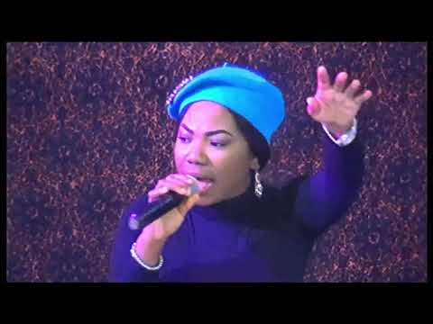 Mercy Chinwo Worship Section @ Rccg Champions Cathedral