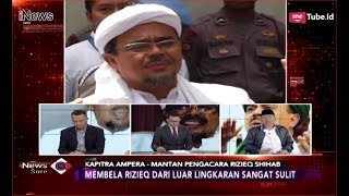 Video Penjelasan Mantan Pengacara Rizieq Shihab, Kapitra Ampera Soal Pencabutan Kuasa - iNews Sore 12/11 MP3, 3GP, MP4, WEBM, AVI, FLV November 2018
