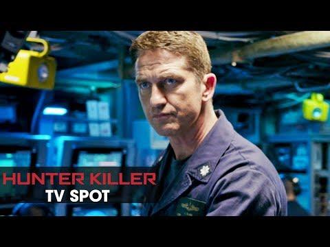 """Hunter Killer - Official TV Spot """"Threat""""?>"""
