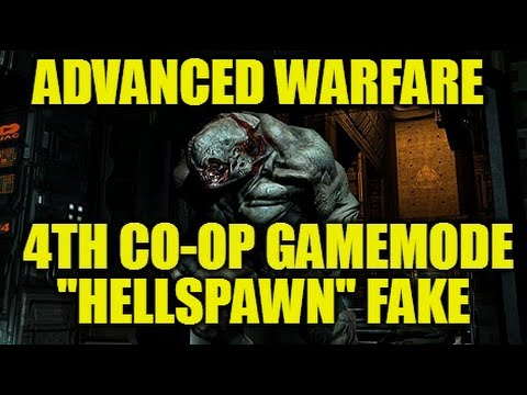 4th - In this video we look at the apparently leaked but fake Call of Duty Advanced Warfare CO-OP gamemode