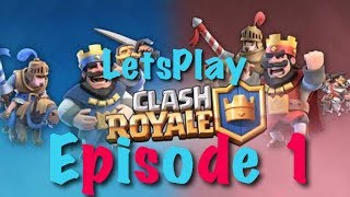 Watch me play Clash Royale!