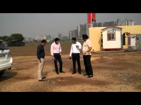 AMB Selfie Square Retail Shops & Commercial on Dwarka Expressway Gurgaon