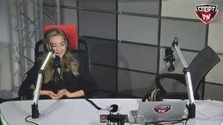 Елена Радионова в гостях у Top Sport. 23.11.2015