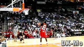Michael Snaer (Dunk #1) - 2009 McDonald's High School All-American Dunk Contest