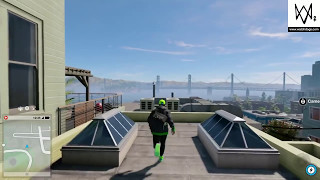 Watch Dogs 2 | Parkour | Run 11