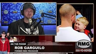 Former R.M.G. producer Rob Garguilo called the show to talk about the events of the past week and the tragic accident that took the life of 6-week-old Serena and left his son Ben and girlfriend Sarah in critical condition.It's worth noting Rob reached out to the show and wanted to do this interview.