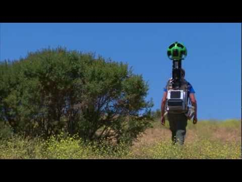 0 Google   Street View Trekker | Video