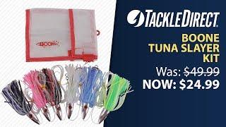 Boone Tuna Slayer Kit Blowout Sale ($24.99 WHILE SUPPLIES LAST!)