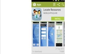 Locate Resources YouTube video