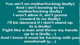 Eminem - Bully [HQ Lyrics]