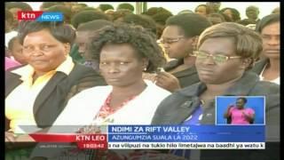 KTN Leo Ndimi za Rift Valley huku Peter Kenneth kujiunga na chama cha Jubilee, Octoba 2016