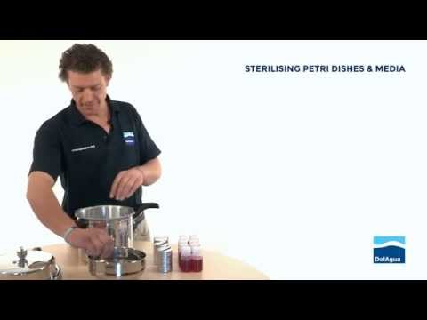 5. DelAgua Kit Training Video - Sterilising Petri Dishes and Media