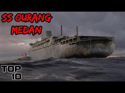 Top 10 Scary Ghost Ships That Haunt The Seas