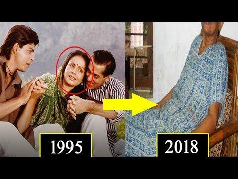 Karan Arjun फिल्म में थीं शाहरुख और सलमान की माँ, पर आज इनकी हालत देखकर आप रह जाएंगे दंग